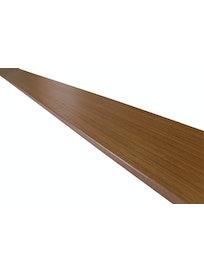 Доборник ВФД шпон макоре, 150 х 10 х 2040 мм