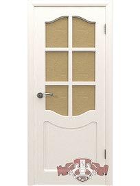 Дверное полотно со стеклом Классика ПО, 800 х 37 х 2000 мм
