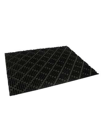 Коврик FT Normal 03 черный 90 х 60 см