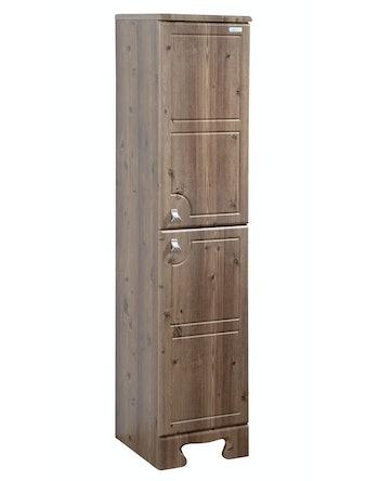 Шкаф-пенал правый Aqualife Пиллау 30, янтарь