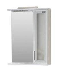 Шкаф-зеркало Аквалайф Нью-Йорк 58, 59 x 78 x 18 см, малибу
