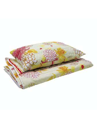 Комплект одеяло + подушка 1,5 х 50х70, полиэстер, пакет КОП-2/1 NORDIC