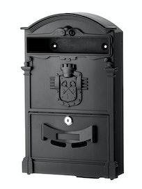 Ящик почтовый К-31091, черный