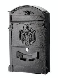 Ящик почтовый К-31091, антик коричневый
