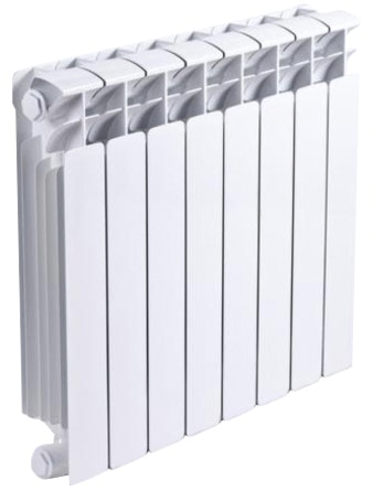 Радиатор Rifar Base 500/8