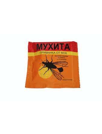 Инсектицид Приманка от мух Мухита 10гр