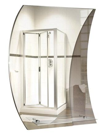 Зеркало с 2 полками FXA Флагман, 53,5 х 74 см