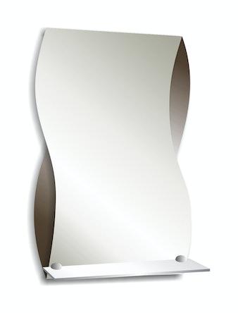 Зеркало Аква, 44 x 3 x 68 см