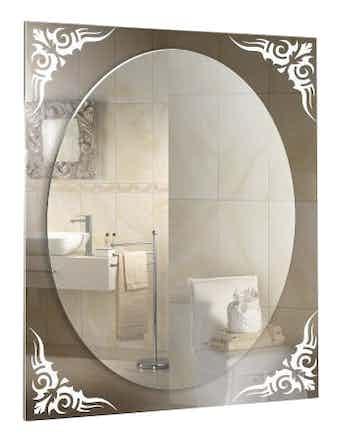 Зеркало Барс, 53,5 х 69 см, фацет