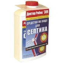 Средство по уходу за септиком Доктор Робик 309