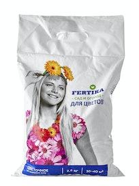 Удобрение Фертика Цветочное, 2,5 кг