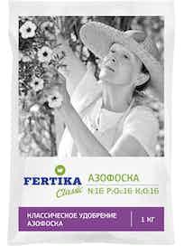 Удобрение Азофоска, 1 кг