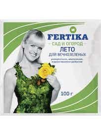 Удобрение Хвойное для вечнозеленых: Лето, 100 г