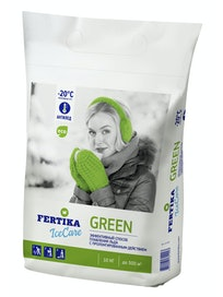 Реагент Fertika Icecare Green, 10 кг