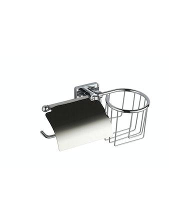 Держатель для туалетной бумаги и освежителя воздуха Fora Style