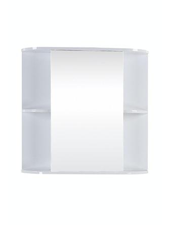 Шкаф-зеркало Onika Родос 75, без подсветки, 16 х 75,5 х 71 см
