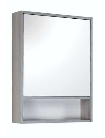Шкаф-зеркало Onika Натали 50, правый, 50 x 68 x 14 см