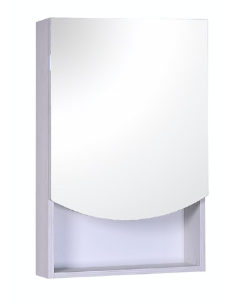 Шкаф-зеркало Onika Селена 45, правый, 45 x 72 x 12 см