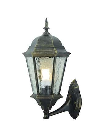 Светильник уличный Arte GENOVA A1201AL-1BN 1х100W E27 230V