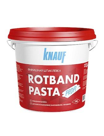 Шпаклевка Кнауф Ротбанд Паста Профи 5 кг