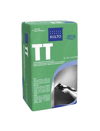 Штукатурка Kiilto TT 20 кг 2-10 мм