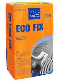 Клей для плитки Kiilto Eco Fix, 20 кг
