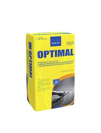 Ровнитель для пола Kiilto Optimal 25 кг