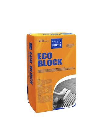 Клей для блоков Kiilto EcoBlock 25 кг