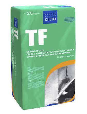 Штукатурка универсальная Kiilto TF, 25 кг