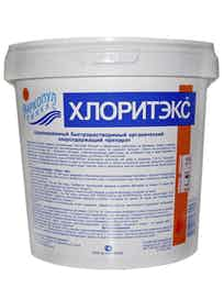 Препарат Хлоритэкс ударный, 1 кг