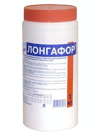 Препарат Лонгафор, обеззараживатель, 1 кг