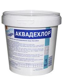 Препарат Аквадехлор, удаление хлора, 1 кг