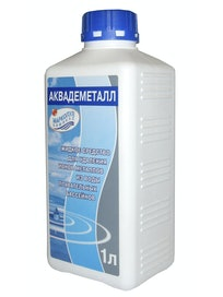 Препарат Аквадеметалл, удаление железа, 1 л