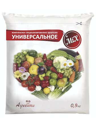 Универсальное удобрение Нов-Агро, 0,9 кг