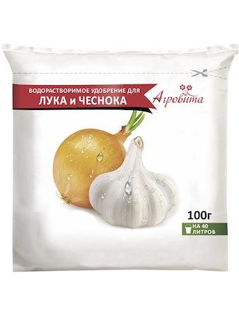 Удобрение для лука и чеснока, 100 г
