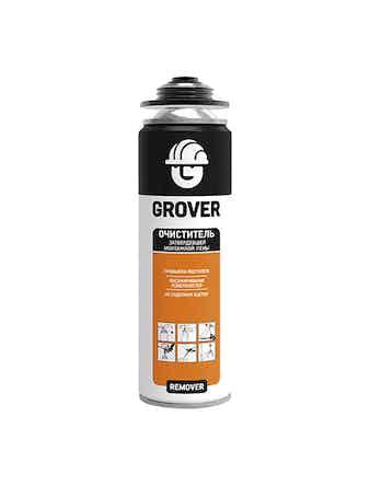 Очиститель затв пен GROVER Remover 500мл