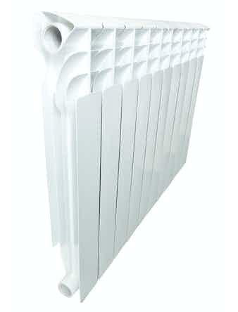 Радиатор биметаллический Germanium NEO BM 500, 10 секций