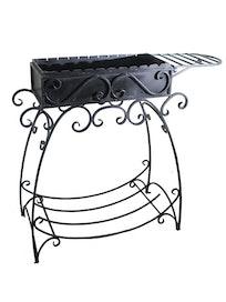 Мангал кованый Классика МК-003, 32 кг