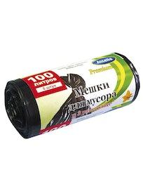 Мешки для мусора Antella, 100 л, 5 шт.