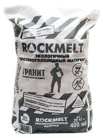 Средство антигололедное Rockmelt Гранитная крошка, 20 кг