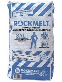 Средство антигололедное Rockmelt Salt, 20 кг