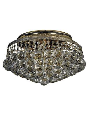 Люстра Dino L783-TK38-G-M01 32x38,6Е27x60W+LED золото