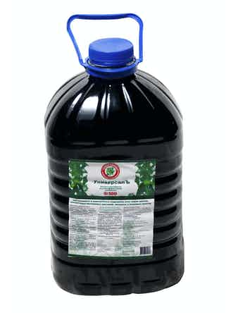 Жидкое удобрение Универсалъ, 3 л
