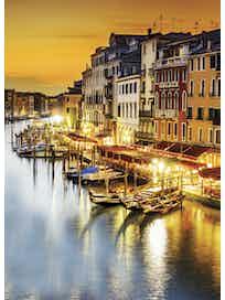 Фотообои DECOCODE Венеция на закате 21-0002-WY винил на флизелине 2,8x2м