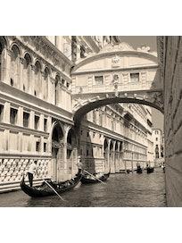 Фотообои DECOCODE Венеция монохромная 31-0016-WB винил на флизелине 2,8x3м