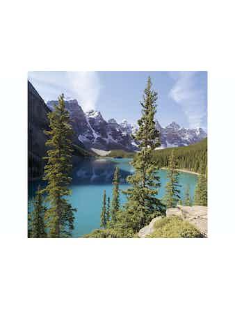 Фотообои DECOCODE озеро Рица 31-0045-PL винил на флизелине 2,8x3м