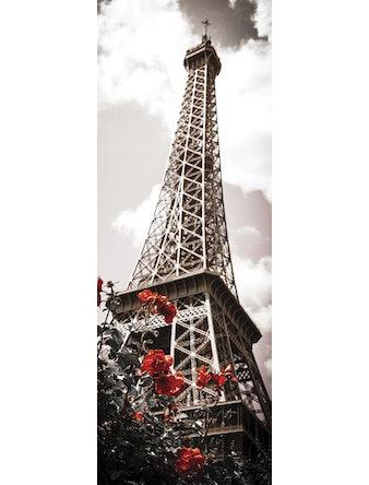 Фотообои DECOCODE любовь в Париже 11-0082-KB винил на флизелине 2,8x1м