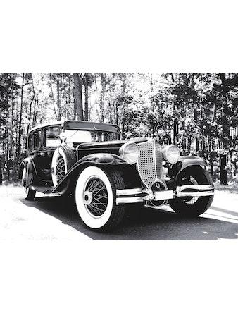 Фотообои DECOCODE порше 1950 года 41-0109-TB винил на флизелине 2,8x4м