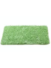 Коврик для ванной, 45 х 70 см, зеленый