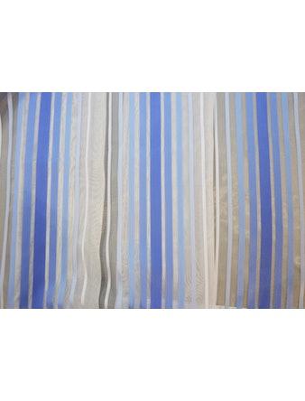 Тюль Полоса GN60040 300 х 270 см голубая